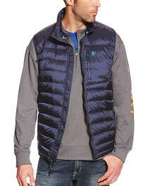 Ariat Men's Ideal Down Vest, , hi-res