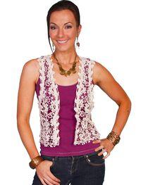 Scully Women's Crochet Vest, , hi-res