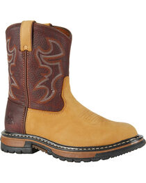Rocky Kid's Branson Roper Western Boots, , hi-res
