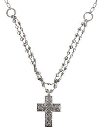 Shyanne® Women's Cross Necklace, , hi-res