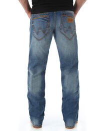 Wrangler Retro Men's Slim Fit Boot Cut Jeans, , hi-res