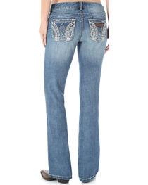 Wrangler Women's Premium Patch Booty Up Sadie Jeans, , hi-res