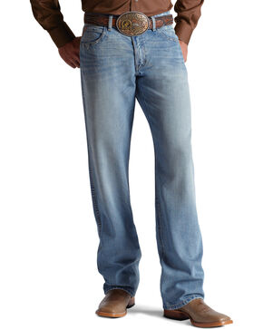 Ariat Denim Jeans - M3 Quicksilver Loose Fit, Denim, hi-res