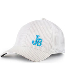 Justin Men's Pin Stripe Flex Ball Cap Gift with Purchase, , hi-res