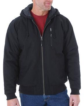 Wrangler RIGGS Workwear Men's Utility Jacket, Black, hi-res