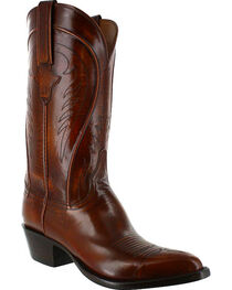 Lucchese Men's Classic Embroidered Western Boots, , hi-res