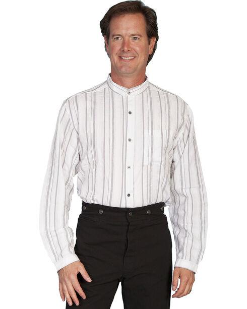 Rangewear by Scully Men's Dobby Shirt, White, hi-res