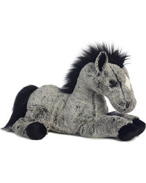 Aurora Kid's Plush Horse, , hi-res