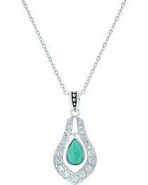 Montana Silversmiths Women's School of Nature Necklace, , hi-res