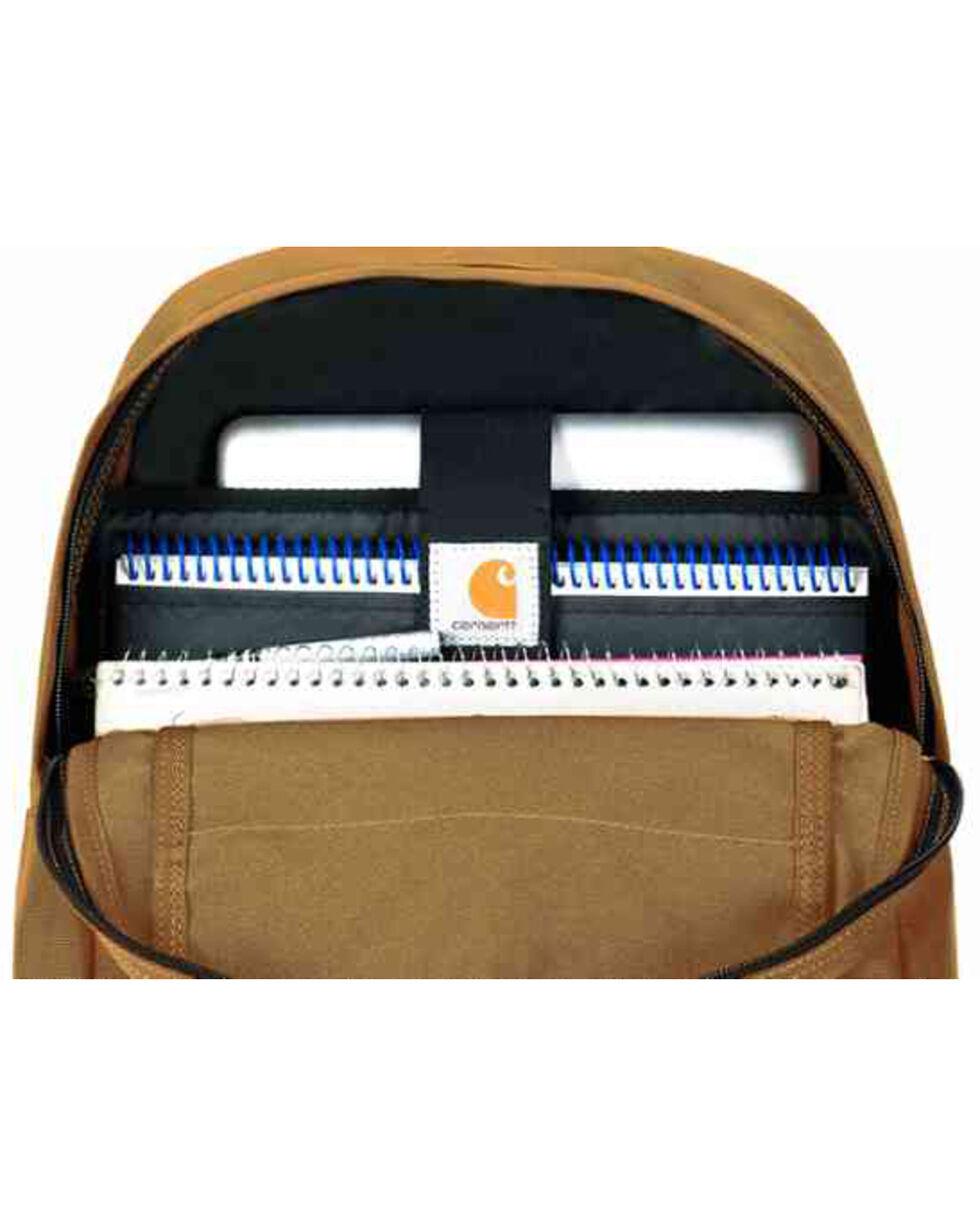 Carhartt Unisex Legacy Classic Work Backpack , Brown, hi-res