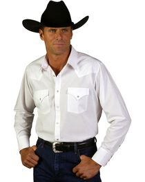 Ely Classic Western Shirt - Tall, Big/Tall - Custom Fit, Neck & Sleeve Sizing, , hi-res