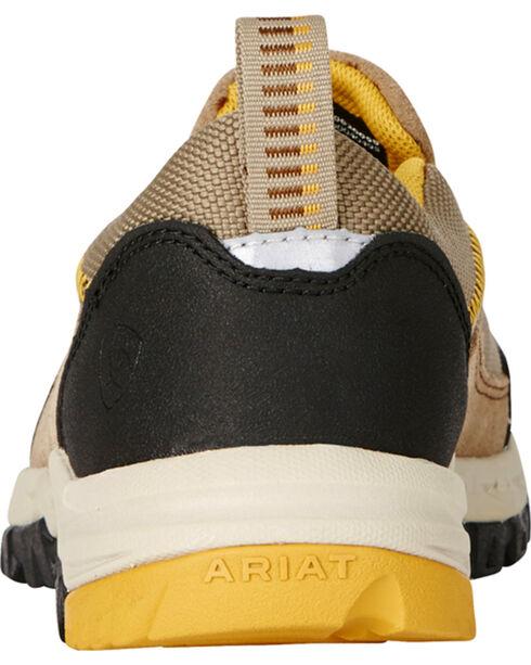 Ariat Men's Tan Skyline Slip-On Shoes, Tan, hi-res