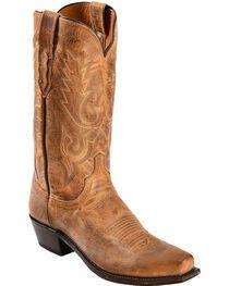 Lucchese Men's Lewis John Wayne Mandras Goat Western Boots, , hi-res
