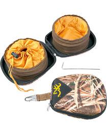"Browning Camouflage Portable 7"" Pet Dish , , hi-res"