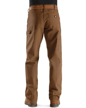 Dickies Duck Twill Work Jeans, Brown, hi-res