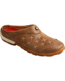 Twisted X Women's Driving Mules, , hi-res