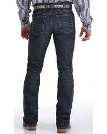 Cinch Men's Ian Mid Rise Slim Fit Boot Cut Jeans, , hi-res