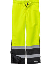 Timberland PRO Men's Work Sight High-Visibility Insulated Pant, , hi-res