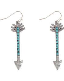Shyanne® Women's Arrow Earrings, , hi-res