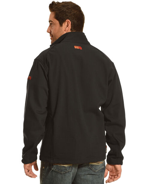 Ariat Men's Work Fire Resistant Black Work Jacket, Black, hi-res