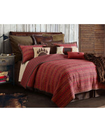 HiEnd Accents Rushmore 3-Piece Quilt Set - King , , hi-res