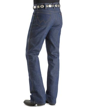Wrangler Men's Traditional Boot Cut Jeans, Indigo, hi-res