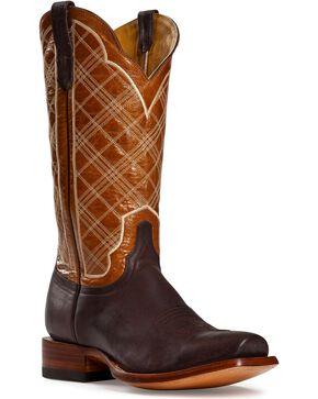 Cinch Men's Sao Paulo Western Boots, Brown, hi-res