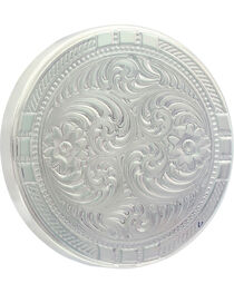 Montana Silversmiths New Traditions Four Directions Snuff Lid, , hi-res