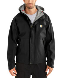 Carhartt Men's Shoreline Vapor Waterproof Jacket, , hi-res
