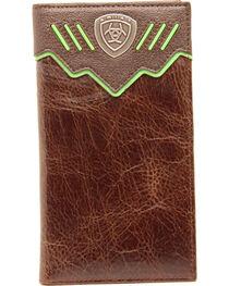 Ariat Shield Concho Rodeo Wallet, , hi-res