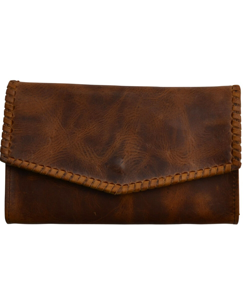 Angel Ranch Women's Brown Large Smartphone Holder , Brown, hi-res