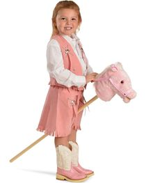 M&F Kid's Neighing Stick Horse, , hi-res