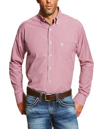 Ariat Men's Print Dakota Long Sleeve Shirt, , hi-res
