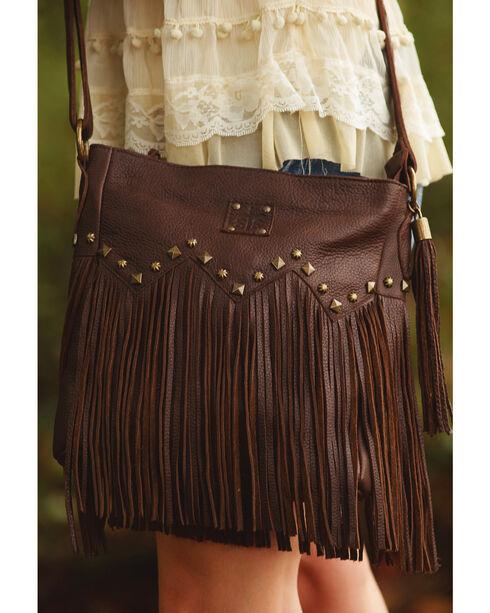 STS Ranchwear Women's Boho Studded Crossbody Bag, , hi-res