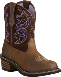 Ariat Women's Charlotte Western Boots, , hi-res