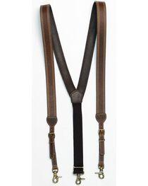 Nocona HDX Triple Stitched Suspenders, , hi-res