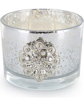 BB Ranch® Cashmere Scented Concho Candle, No Color, hi-res