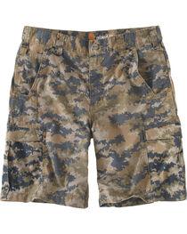 Carhartt Men's Mosby Digital Camo Cargo Shorts, , hi-res