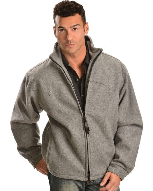 Schaefer Arena Wool Jacket, Grey, hi-res