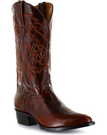 Moonshine Spirit Men's Narrow Round Toe Western Boots, , hi-res