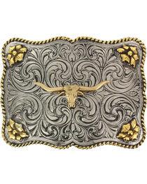 Cody James® Men's Interchangeable Belt Buckle, , hi-res