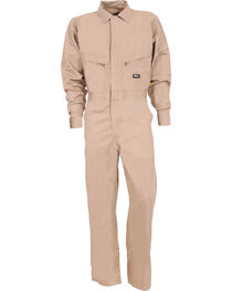 Berne Flame Resistant Deluxe Coveralls, , hi-res