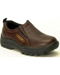Roper Footwear Men's Performance Sport Slip On Shoes, , hi-res