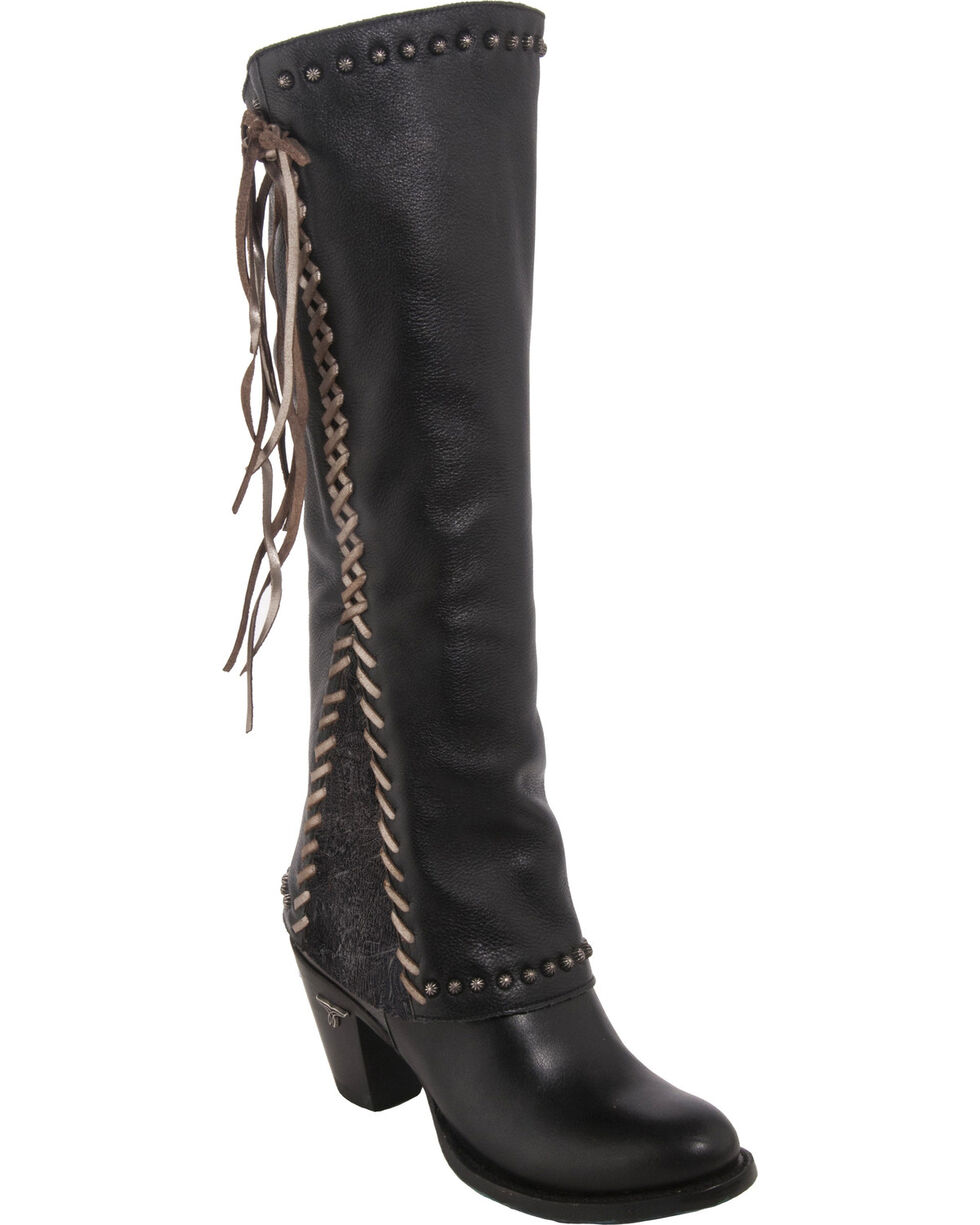 Lane Women's Hoodie Lace Western Boots, , hi-res