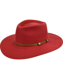 Renegade by Bailey Men's Sheik Red Felt Hat, , hi-res