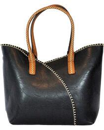 Wear N.E. Wear Women's Black 2 Piece Handbag, , hi-res