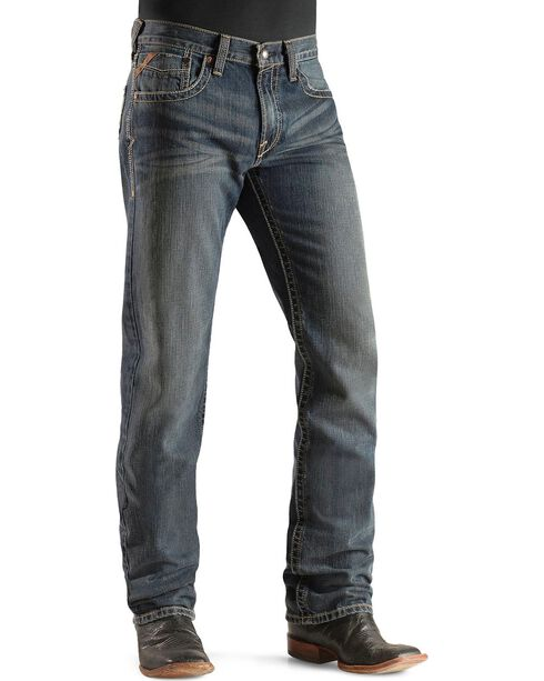 Ariat Men's M5 Arrowhead Jeans, Denim, hi-res