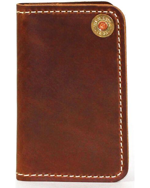 SouthLife Supply Men's Jackson Aged Bourbon Multi Pocket Wallet, Brown, hi-res