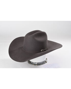 Cody James Men's Granite 5X Colt Felt Hat , Dark Grey, hi-res