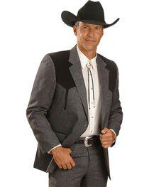 Circle S Men's Western Sports Coat, , hi-res